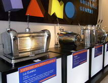 Current Exhibition - Espresso Machine Classics