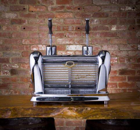 Vintage Coffee Machines Cimbali Rubino Cimbali Gran Luce
